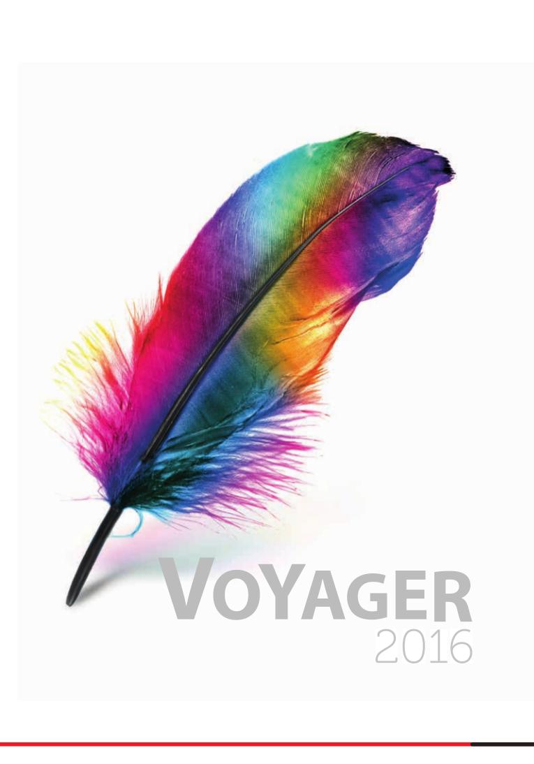 VOYAGER 2016